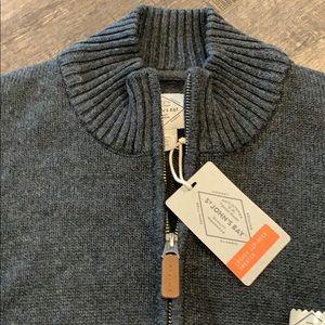 St. John's Bay Sweater NWT